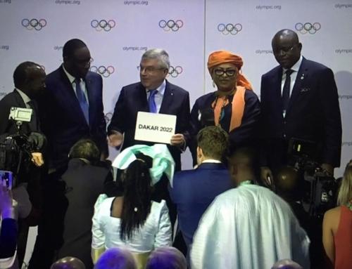 Por fin Africa, nos vemos en Dakar2022